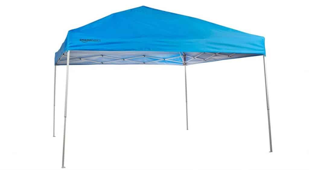 AmazonBasics Pop-up tent