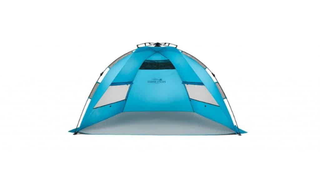 Pacific Breeze Easy Up Beach Tent  sc 1 st  Perfectly Reviewed & 10 Best Pop Up Tents In 2018 Reviews - Perfectly Reviewed