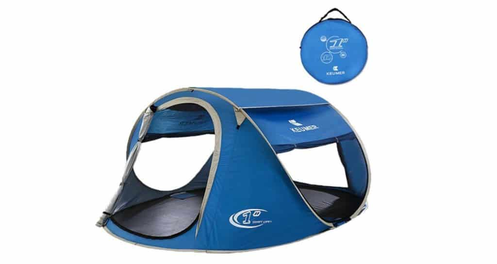 ZOMAKE Pop Up Tent for 3 Persons