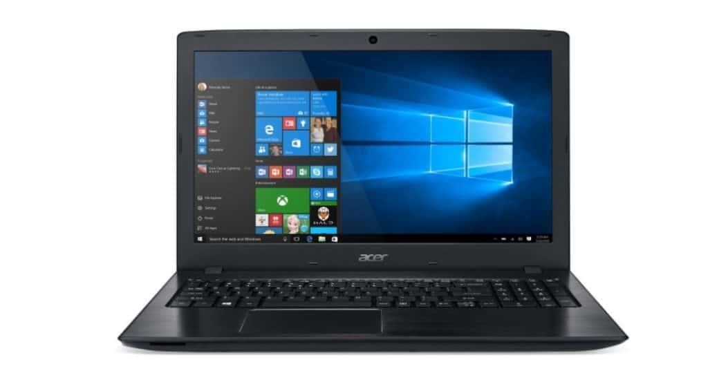 Acer Aspire E 15 E5-575G-57D4 , one of the best laptops for animation and animators