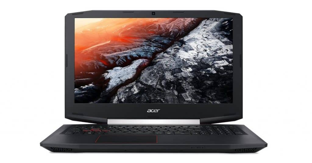 Acer Aspire VX 15 Laptop for Animation