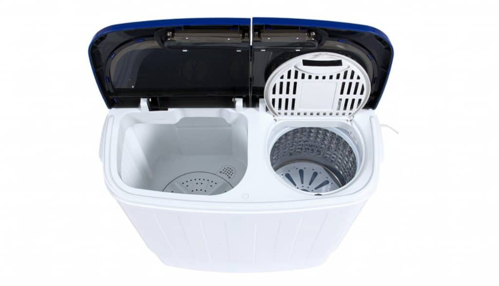Best Choice Products Portable Twin Tub Washing Machine