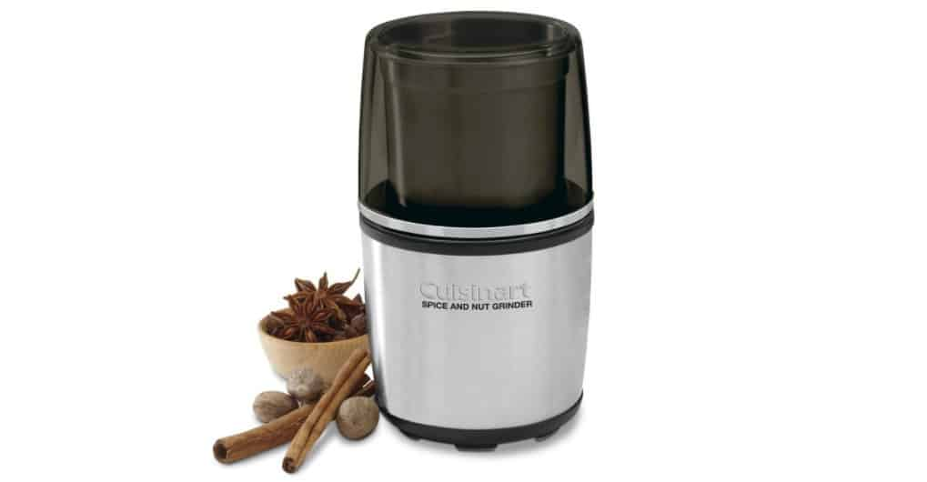 Electric Nut And Spice Grinder