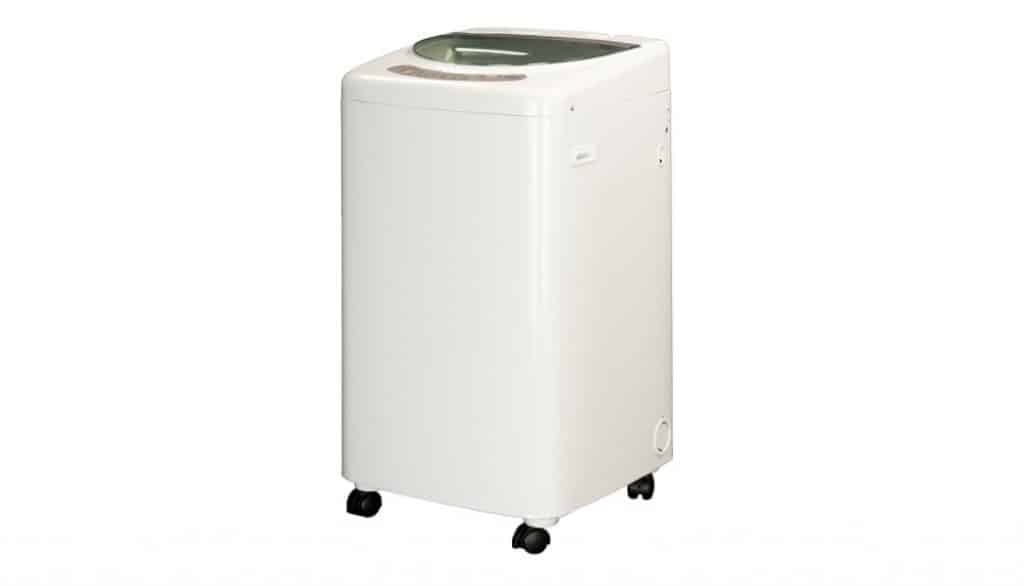 Haier HLP21N Pulsator Portable Washer, one of the best portable washing machines in the market
