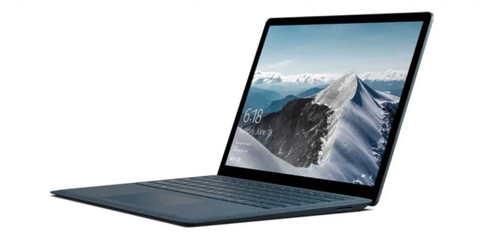 Microsoft Surface Laptop For Animation