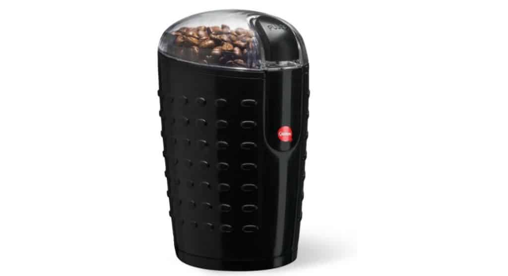 One-Touch Electric Coffee Grinder