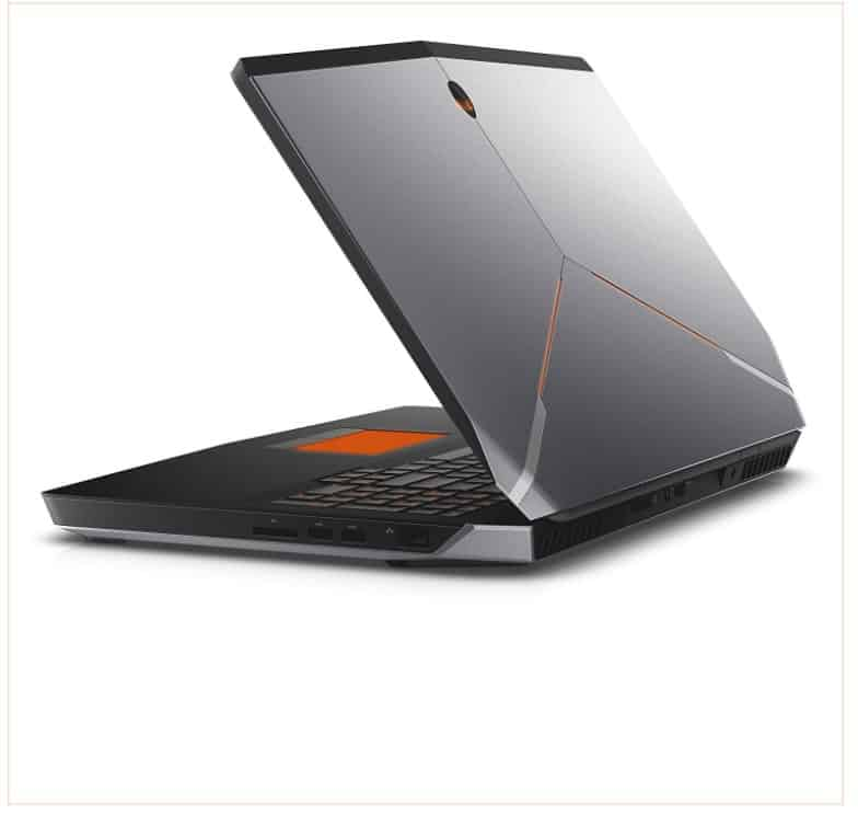 AW17R3-4175SLV FHD Laptop from Alienware, one of the best laptops for stock trading