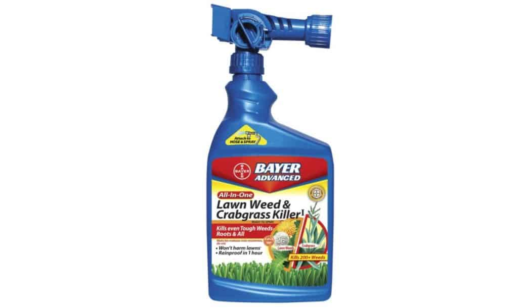 Advanced Lawn Crabgrass and Weed Killer from Bayer