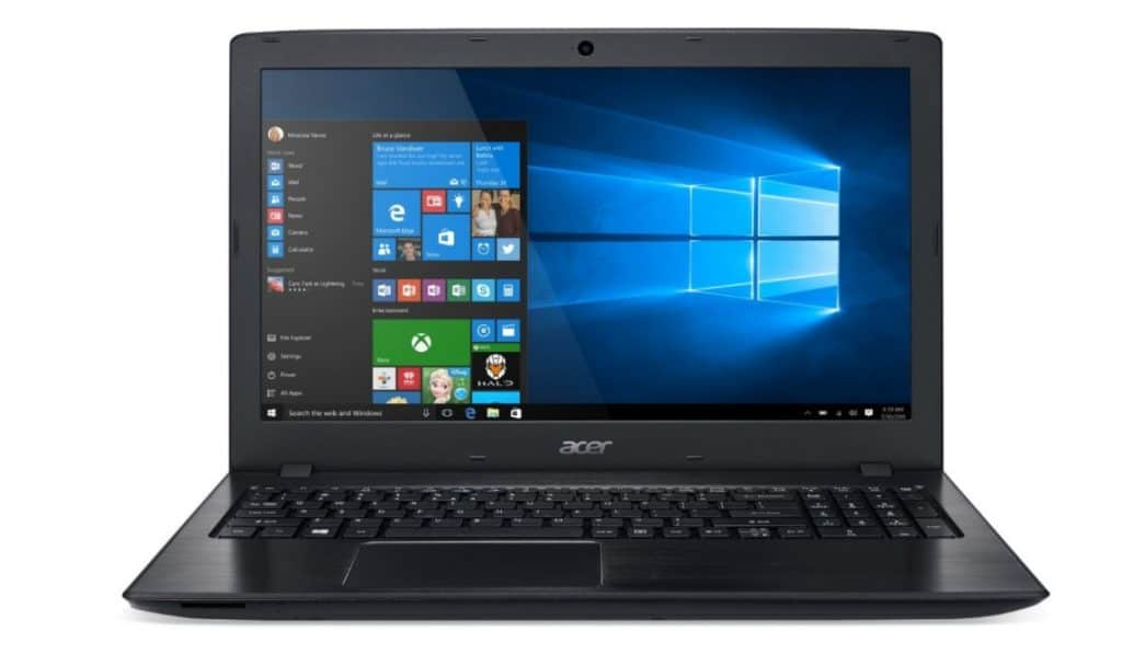 Aspire E from Acer, might be the best laptop for trading