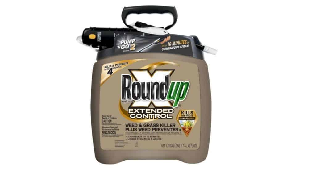 Extended Control Grass and Weed Killer from Roundup