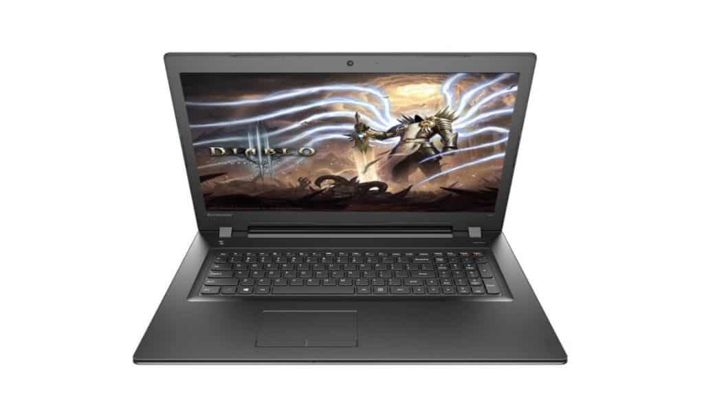 Premium High-Performance Laptop from Lenovo