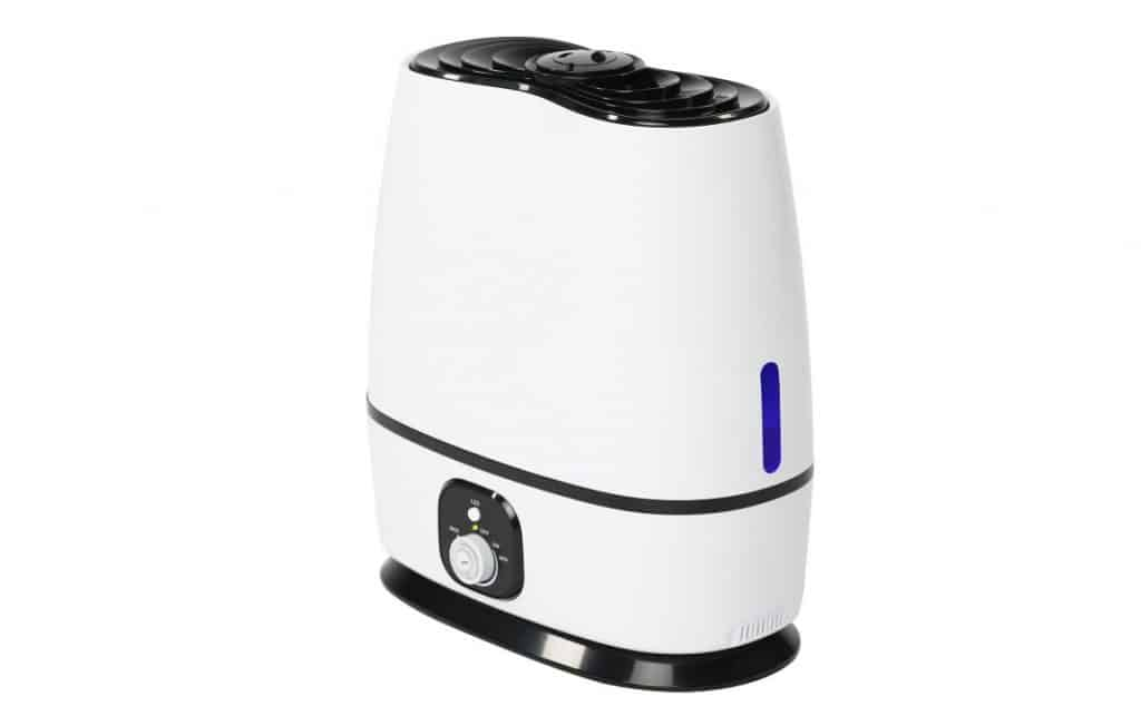 Ultrasonic Humidifier From Everlasting Comfort