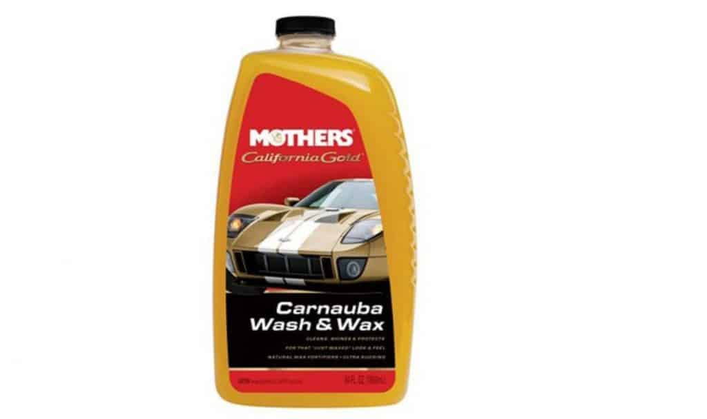California Gold Car Wash by Mothers
