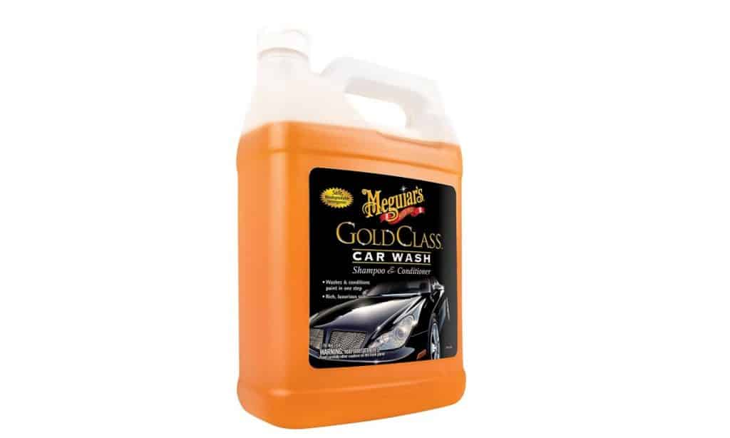 Gold Class Cash Wash Shampoo and Conditioner from Meguiar