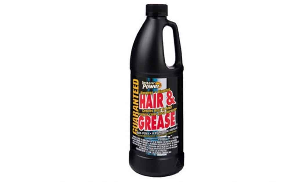 Hair and Grease Drain Cleaner