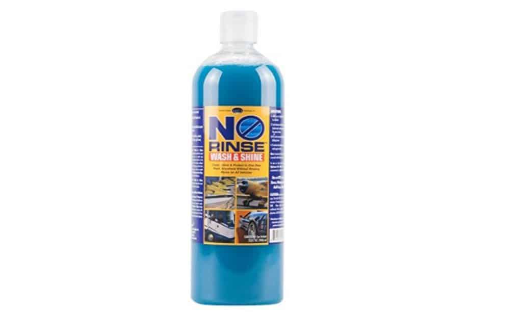 No Rinse Car Wash Soap from Optimum