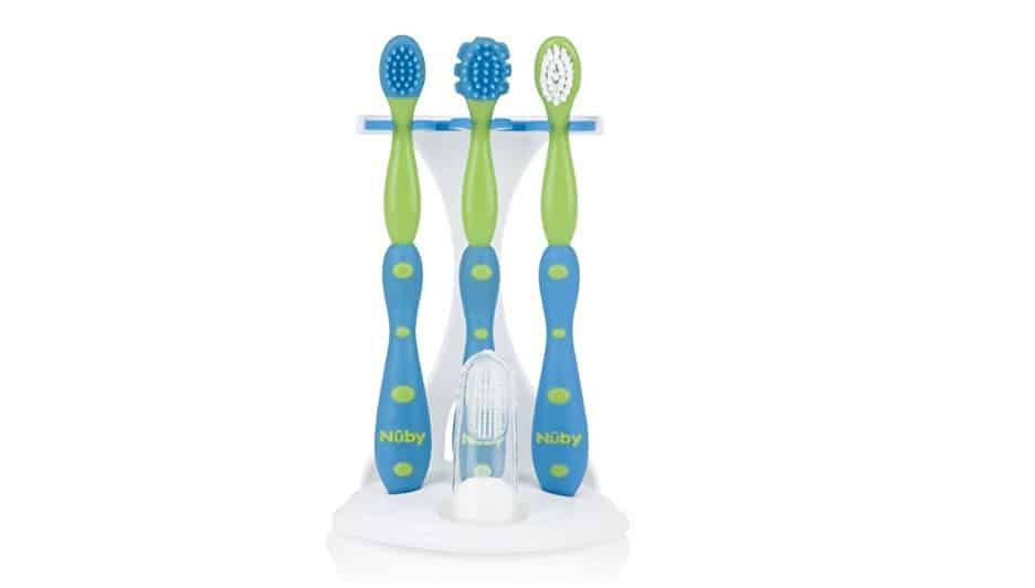 Oral Care Four Stage System from Nuby