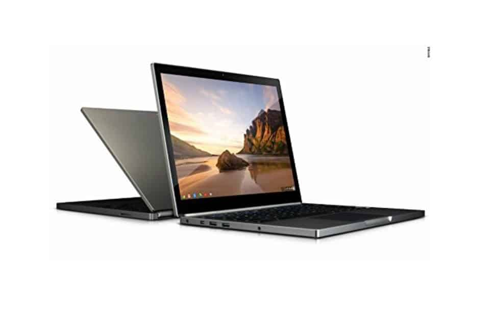 Chromebook Pixel from Google, laptops for gaming under 600
