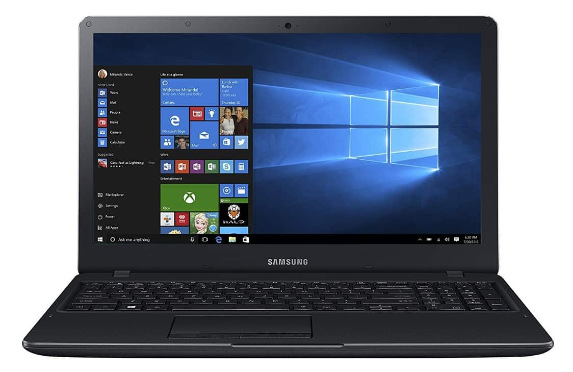 Notebook NP300E5K-L04US from Samsung