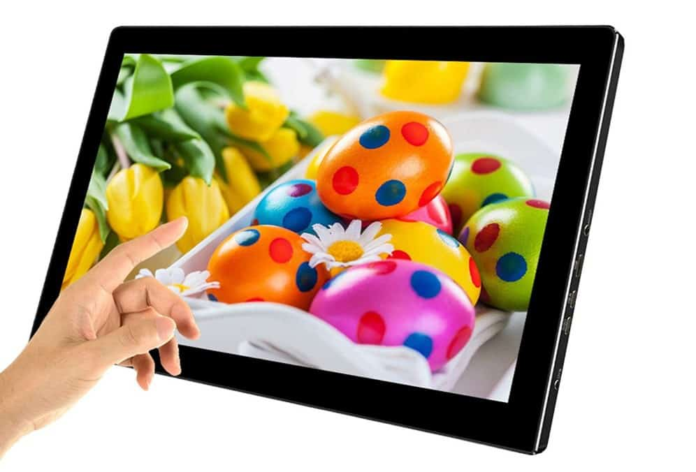 13.3-Inch Portable Touchscreen Monitor