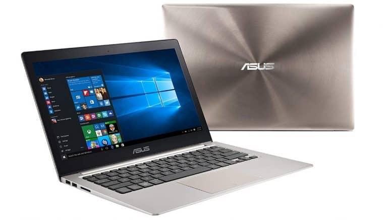 ASUS ZenBook FHD 13.3-Inch Laptop