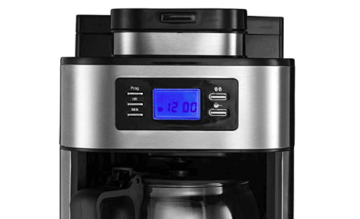 best coffee machine with a grinder