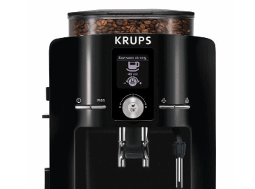 best coffee machine decent with grinder
