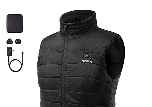 Best heated vest for motorcycling