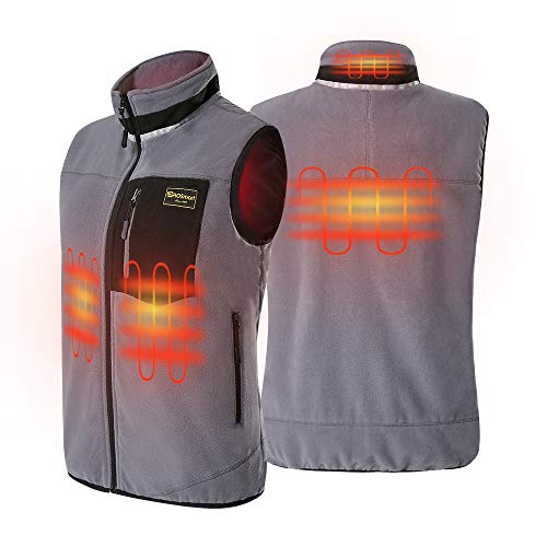 Best heated vest for camping