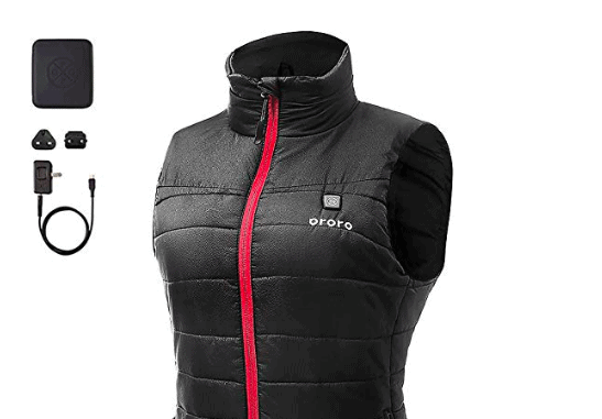 Best womens heated vest