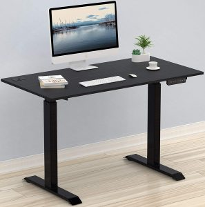 best sit stand desk