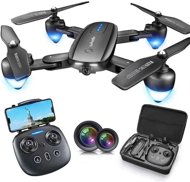 Foldable Drone with 1080P HD Camera