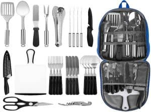best portable kitchen utensils for camping