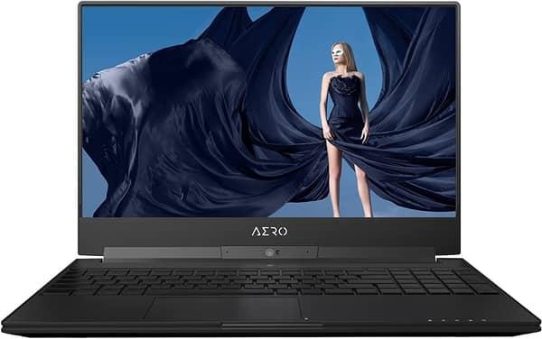 gigabyte aero laptop